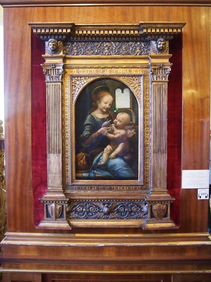 Мадона с младенеца