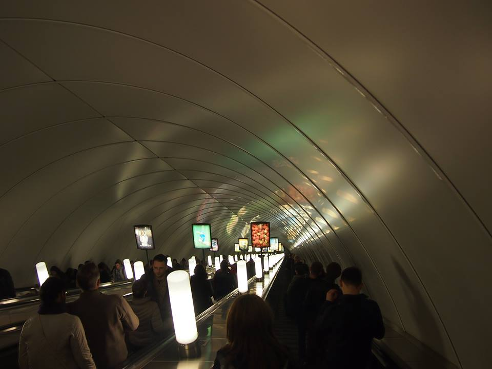 метро санкт